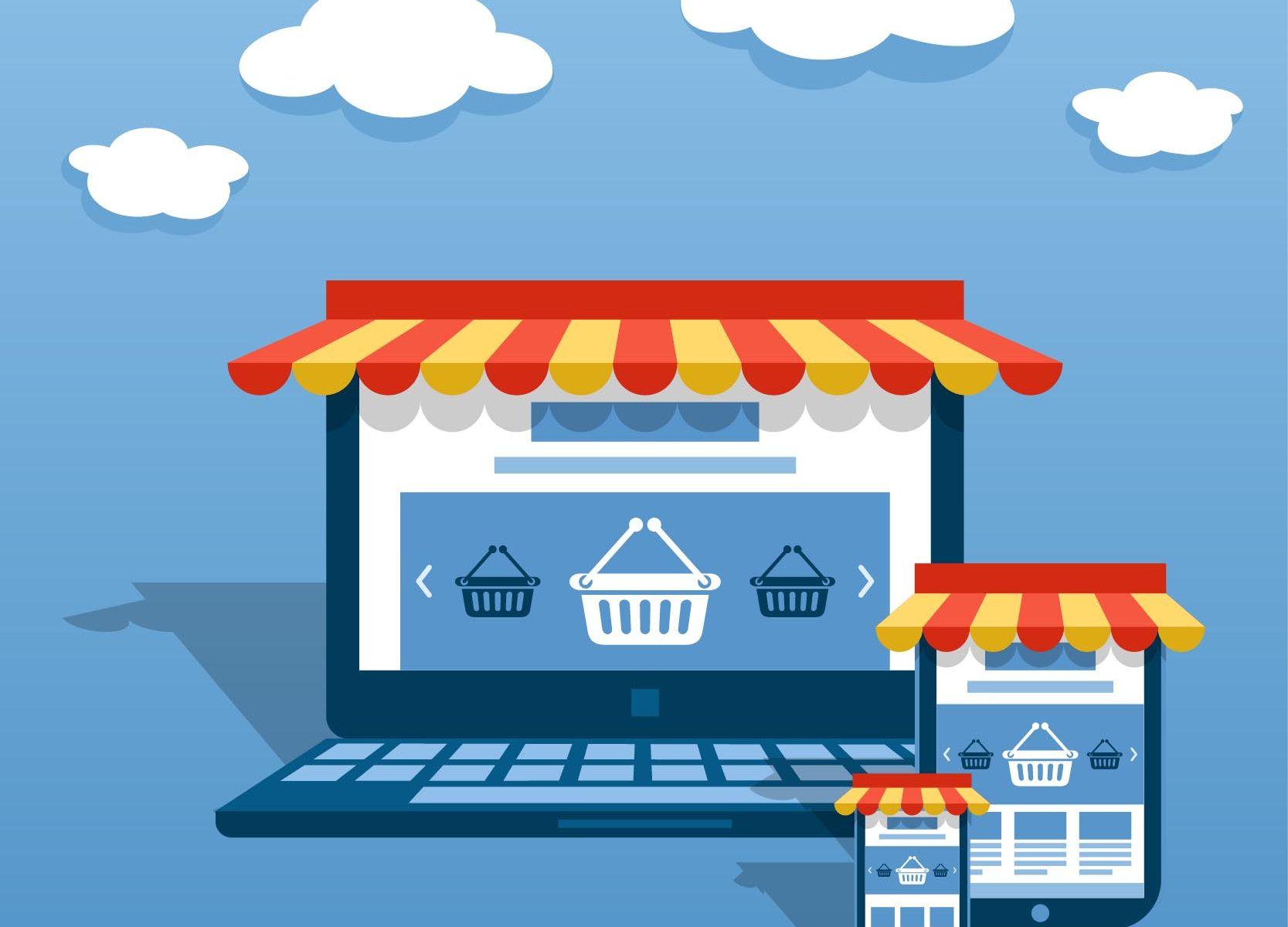 Diseño y montaje tienda online en Colombia
